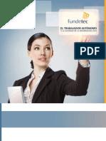 Informe el trabajador autonomo y la sociedad de la información 2010 (Fundec)