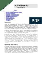 Identidad Femenina-Marcela Lagarde