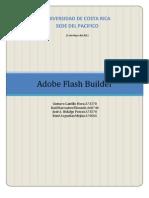 Adobe Flash Builder - Escrito