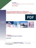 Intl Market Research Report