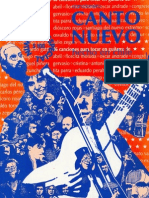 Cancionero Canto Nuevo