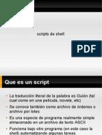 Scripts En GNU/Linux Clases  T. SS.OO