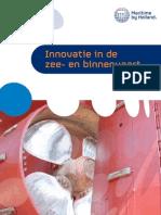 Innovatie in de Zee- En Binnenvaart