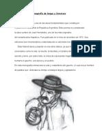 Monografía de el martin fierro con respecto al gaucho