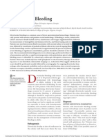 Diverticular Bleeding