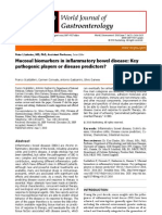 Mucosal Bio Markers in Inflammatory Bowel Disease