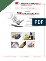 Curso de Diseño y Visualizacion de Calzado en 3D