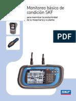 Monitoreo Basico de Condicion SKF