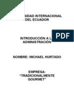 Trabajo Final Michael Hurtado