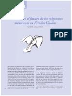 Debate sobre el futuro de los migrantes mexicanos en EEUU (Revista Bien Común-185)
