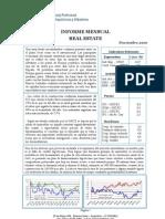Informe CPAU y artículo de Mario Goldman - diciembre 2010