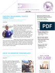 AADP Patient and Family e-newsletter