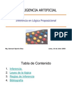 Class 12 Inference Propositional Logic