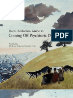 Coming Off Psychiatric Drugs, Harm Reduction Guide