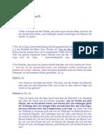 Notizen zur Offenbarung (9)