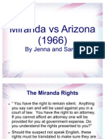Miranda v Az - Jenna and Sarah
