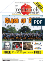 Frederick County Report 6/15/2011