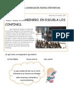 Guía lenguaje y comunicación textos informativos 3