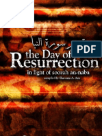 The Day of Resurrection in Light of Soorah an-naba