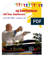 ang misa ng sambayanan 10th year anniversary final