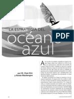1 La Estrategia Del Oceano Azul