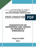 Diagnosticos de Urgencias y Emergencias