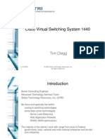 Presentation Cisco Virtual Switching System 1440