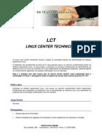 01 - Lct Linux Center Technician