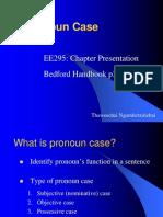 Pronoun Case - 295-02 Thaweechai Ngamlertsirichai