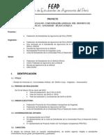Proyecto de Vivencias Hvca 2003