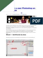 Aprender a Usar Photoshop en 10 Minutos