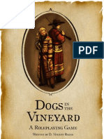 Dogs in the Vineyard