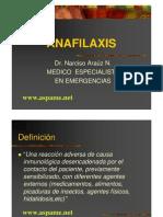 anafilaxis