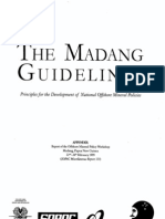 Madang Guidelines MR0362