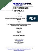 Espec Tec of Moviles