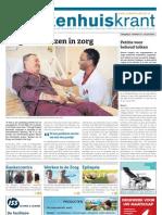 Ziekenhuiskrant, 15 juni 2011