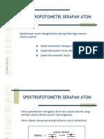 Spektrofotometri Serapan Atom