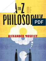 A Z Philosophy