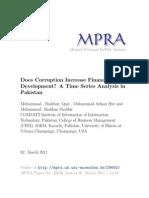 MPRA Paper 29640