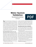 Water Testing System