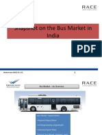 Snapshot on the Bus Market in India