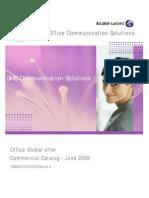 Alcatel Brochure Oxo