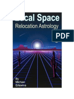 The Astrology of Local Space