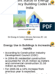 Energy Conservation Building Codes - Siri Exergy