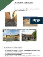 Ciudades y Pueblos 3º primaria