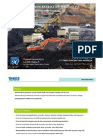 Guide to Coal Extraction Mining