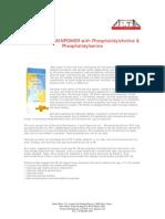 Brain Power With Phosphatidylcholine & Phosphatidylserine