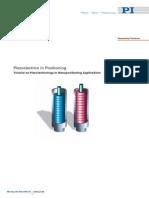 46315285 2009 PI Piezo University Designing With Piezo Actuators Tutorial