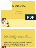 CA KOLOREKTAL