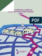 Erabileraren GPSa